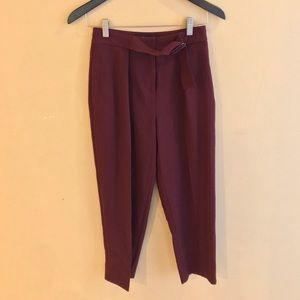 Maroon Dress Trousers